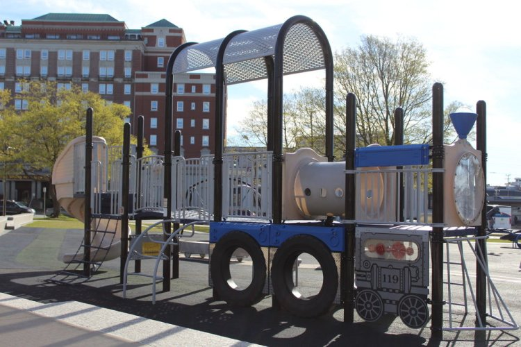 Train+Playground