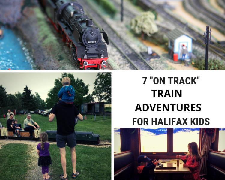halifax train adventures