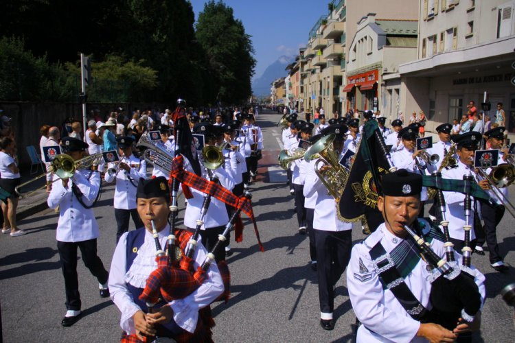 The Combined Singapore Police Force Band - Singapore.JPG