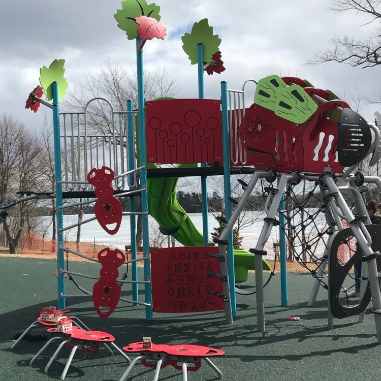 Sackville Kinsman playground