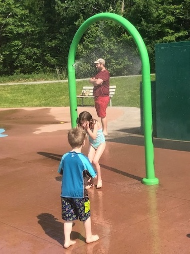 Sackville+Splash+Pad