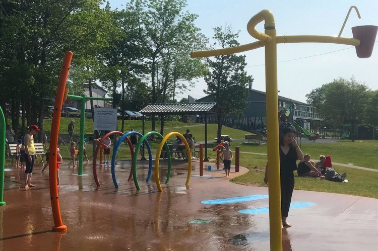 Sackville Splash Pad